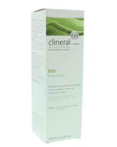 Clineral PSO body cream