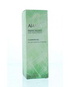 Mineral radiance cleansing gel