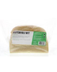 Wit brood gluten & lactosevrij