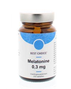 Melatonine 0.3 mg