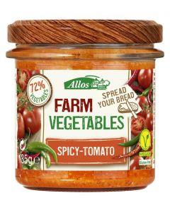 Farm vegetables pittige tomaat