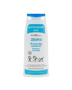 Alphanova Kids Bio zeropou shampoo preventie hoofdluis 200ml