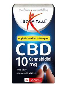 CBD 10 mg forte
