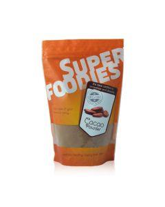 Superfoodies Rauwe cacao coeder 250 gram