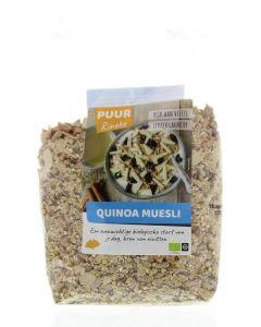 Quinoa muesli bio