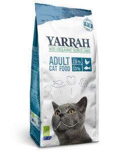 Yarrah Kat droogvoer met vis 6000g