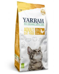 Yarrah Kat droogvoer met kip 6000g