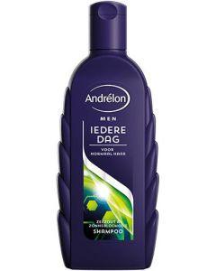 Shampoo man iedere dag