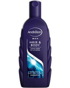 Shampoo men hair & body