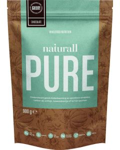 Naturall Pure chocolade 900g