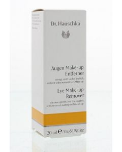 Hauschka Oogmake-up remover 20ml