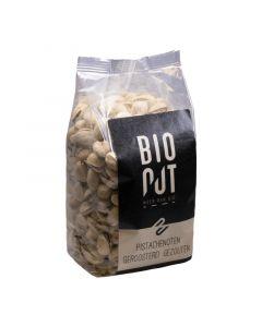Pistachenoten geroosterd en gezouten bio