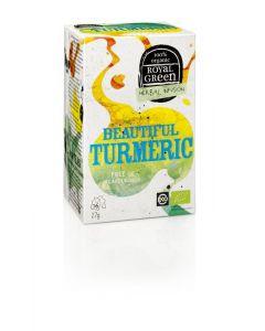 Beautiful turmeric bio