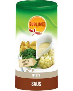 Witte saus glutenvrij