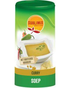 Currysoep glutenvrij