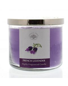 Geurkaars french lavender