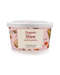 Vitafood Stamppot linzen aardappel 58g