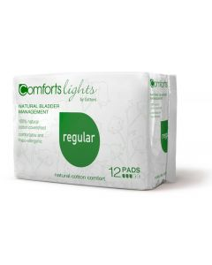 Comforts Light Light verband regular 12st