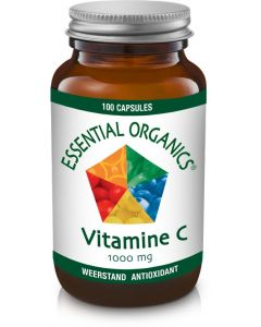 Essential Organ Vitamine C 1000 mg 100ca