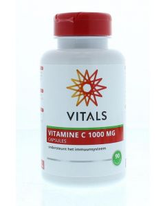 Vitals Vitamine C 1000 mg 90caps