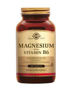 Magnesium met Vitamine B-6