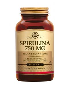 Spirulina 750 mg