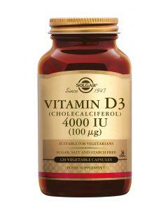 Vitamin D-3 4000 IU