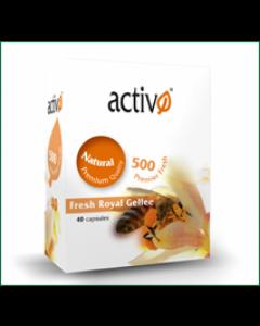Activ 500 Royal Gellee 100 capsules