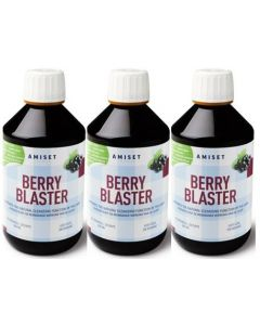 American Sports Amiset Berry Blaster Trio 3x 300ml