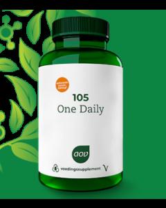 AOV 105 One daily  60 tabletten