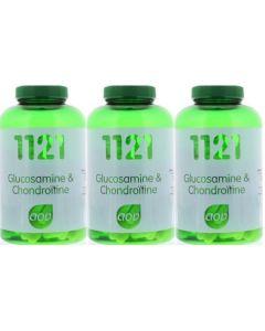 AOV 1121 Glucosamine & Chondroitine 180 capsules 3-pak (3x 180 capsules)