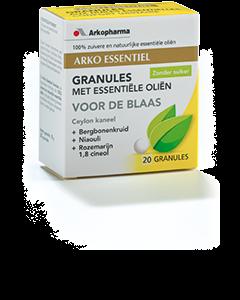 Arkopharma Essentiel Granules voor de Blaas 20 granules