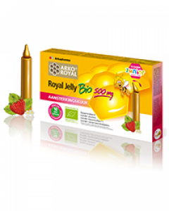 Arkoroyal Royal Jelly Junior 10 ampullen