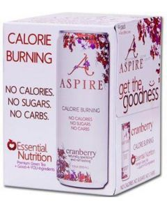 Aspire Diet Health  Drink Cranberry 4-pak (4x250 ml)