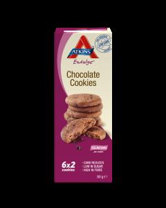 Atkins Koek Chocodip 6x2 stuks 90 gram (chocolate cookies)