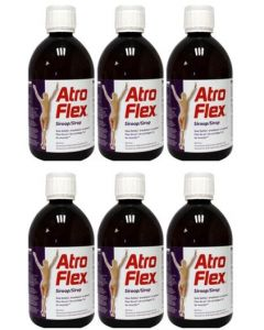 Atroflex Gewrichtensiroop met Hyaluronzuur Voordeelpak  6x 500ml