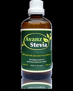 Avanz Stevia 100ml zoetmiddel druppels