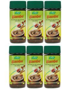 A Vogel Bambu koffie zes-pak 6x 200 gram