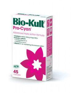 Bio-kult Pro Cyan verpakking 45 capsules