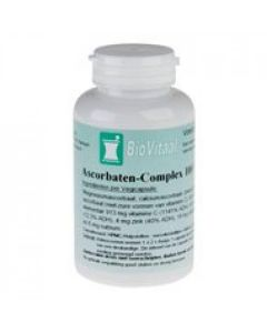 BioVitaal Ascorbaten-Complex 100 Vcaps
