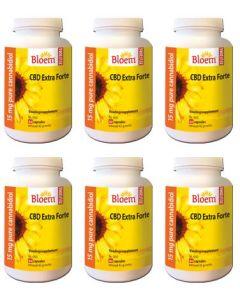 Bloem CBD Extra Forte nr.050 6-pak 6x 60 capsules