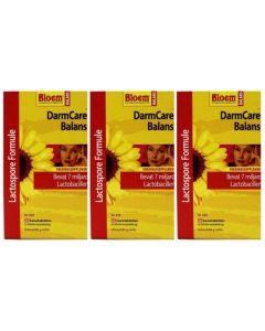Bloem Darmcare Balans trio-pak 3x 60 tabletten