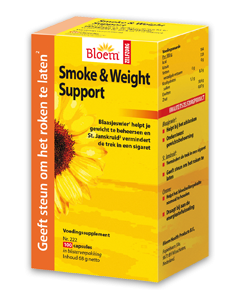 Bloem Smoke & Weight Support 100 capsules