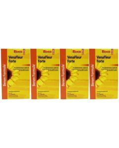 Bloem Venafleur forte vier-pak 4x 100 capsules