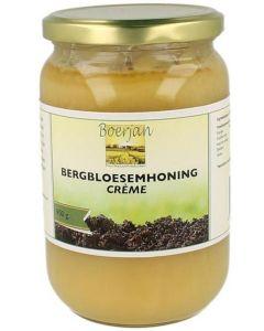 Boerjan Bergbloesem Honing Creme 900 gram