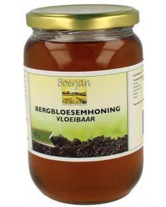 Boerjan Bergbloesem Honing Vloeibaar 900 gram