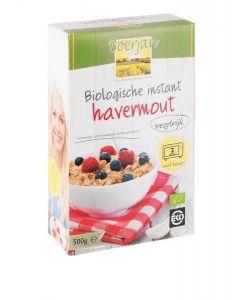 Boerjan Biologische Instant Havermout 500 gram