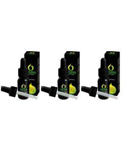 CBD Original Original CBD olie 4% trio-pak 3x 10ml