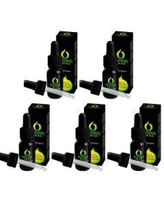 cbd olie 4% aanbieding 5-pack