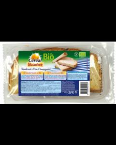 Cereal biologisch glutenvrij Boerenbrood 350 gram